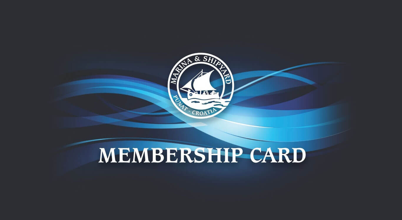 Marina Club Card